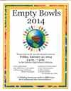 Empty Bowls Fundraiser 2014 Icon