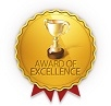 Award of excellence icon