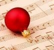 Sheet Music and ornament icon