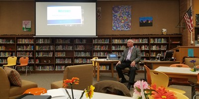 Supt. Forum with the Community - Nov. 1, 2017