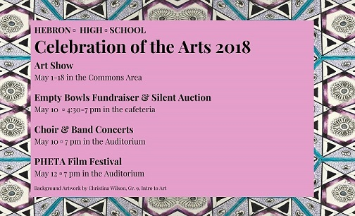Celebration of the Arts 2018