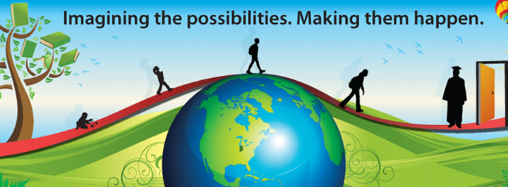 "DOE Website logo ""Imagining the possibilities. Making them happen."""